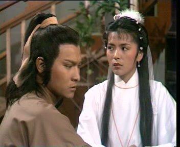 ROCH1983 :: The Return of the Condor Heroes 神鵰俠侶 (1983 - HK TVB)